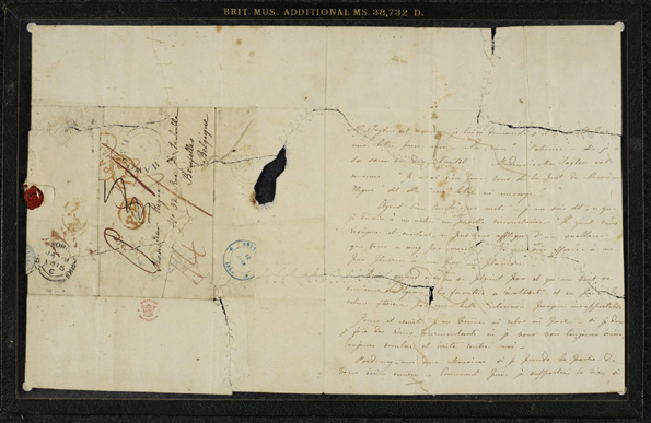 Love-Letters-Bronte-letter-British-Library-Board