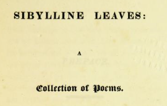 Sibylline Leaves
