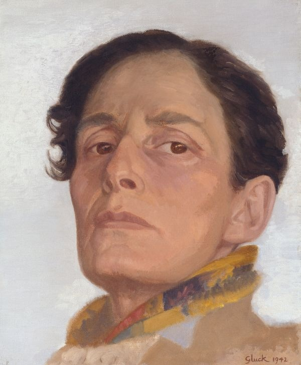 Gluck (Hannah Gluckstein)Self-Portrait1942 Collection & © National Portrait Gallery, London